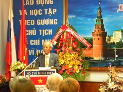 Vietnam-Russia Friendship Association: All for Vietnam-Russia Friendship and Traditional Relations