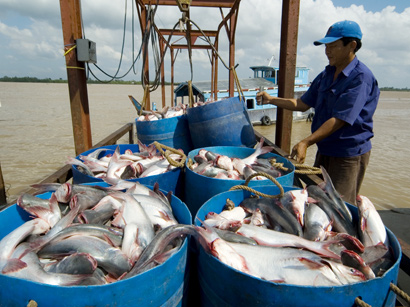 Int'l Conference on Fisheries in HCM City