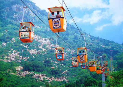 Developing Tay Ninh Tourism to National Scale