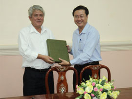 Tra Vinh Actively Boosting Economic Competitiveness