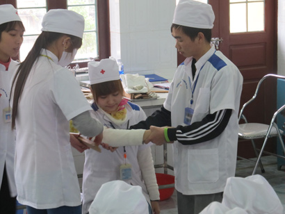 Ha Nam Medical College- Trainer of Golden Manpower for Health Sector