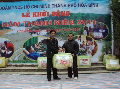 Viettel Hoa Binh Making Effort to Deploy Nation-wide Network