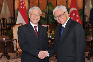 Vietnam- Singapore Strategic Partnership Expected to Further Bolster Strong Ties