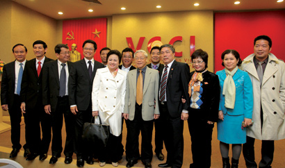 VCCI: Half a Century for the Development of Business Community