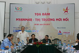 Myanmar: Much-wanted Market for Vietnam Businesses