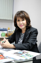 "Businesswoman Phung Kim Vy: ""Wide River Meets Vast Sea"""