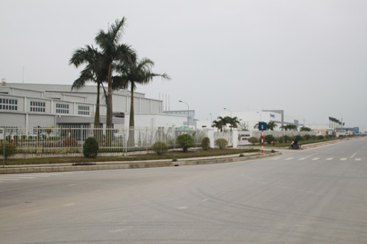 Thang Long Industrial Park II –Important Highlighted Location to Attract Investors to Hung Yen