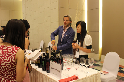 French and Italian Wine Companies Further Penetrate Dynamic Market of Vietnam
