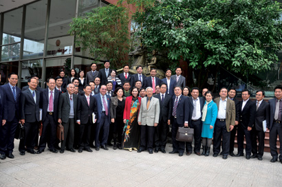 VCCI- Lifelong Companion of Vietnamese Business Community