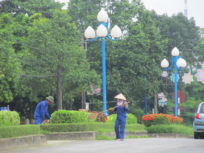 Lao Cai Urban Environment One-member Co., Ltd: Many Initiatives for Higher Efficiency