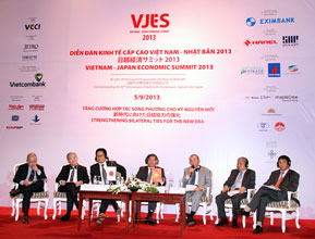 VJES Strengthening Bilateral Ties for New Era
