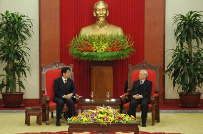Milestones in Vietnam – Japan Relations