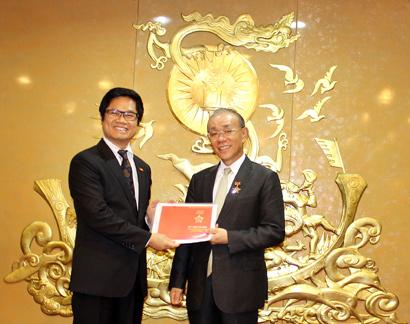 Linking Vietnamese and Japanese Enterprises