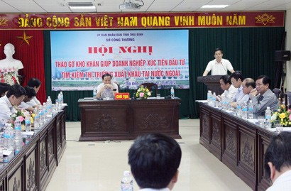 Thai Binh Creating Advantages to Pull Investment into Industry and Trade Sector
