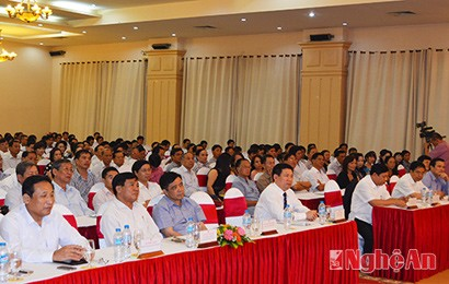 Impetus for Nghe An Socio-economic Development