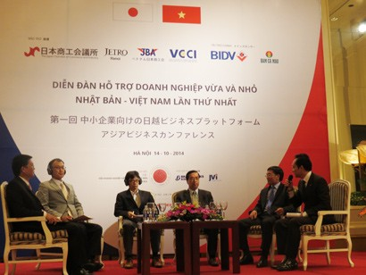 Supporting Japanese SMEs to Make Long-term Investment in Vietnam