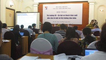 EU Market: Opportunities and Challenges for Vietnamese Businesses