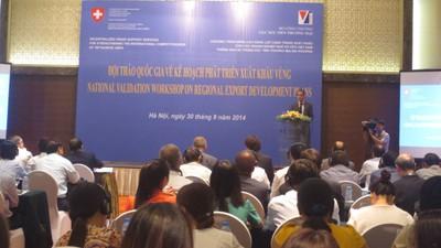Accelerating Regional Export Development Plan