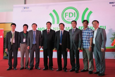 Creating Playing Field for FDI Firms to Cooperate and Expand Business