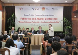 Vietnam – Germany: Cooperation in Human Resource Training and Development for Businesses