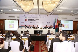 Italian Businesses Getting More Interested in the Vietnam Market