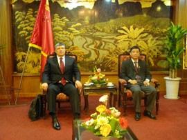 Vietnam - Moldova Cooperation Boosted