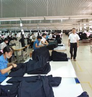 Nam Dinh Silk Weaving JSC Ready for TPP