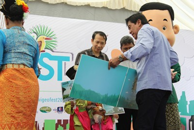 Ha Giang Introduces Geopark at Geofest in Malaysia