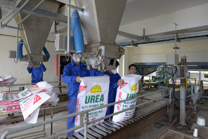 Ninh Binh Nitrogenous Fertiliser Plant Conquering the Market