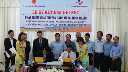 Ninh Thuan Ready to Give Highest Incentives for Investors