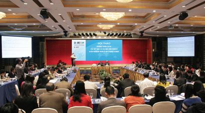 B-WTO Programme: Helping Strengthen Vietnam's International Integration