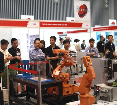 METALEX Vietnam 2014 Keep Continuing to Support Vietnam Supporting Industry