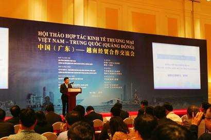 Vietnam – China: Lifting Economic – Trade Cooperation