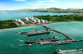 Attracting Resources for Van Phong Special Economic Zone Development