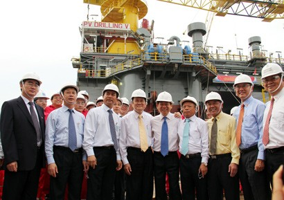 PetroVietnam Broadens and Deepens Cooperation with Singaporean Partners