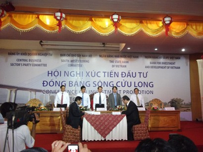 MDEC Soc Trang 2014: Restructuring Agriculture - Building New Countryside