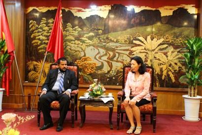 Expanding Cooperation with Sri Lankan Enterprises