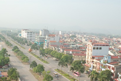 Bac Giang City: New Look, New Stature