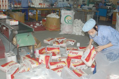 Bac Giang Export Import JSC: Constant Effort for Continuous Success
