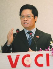 VCCI: Promoting Business Community Development