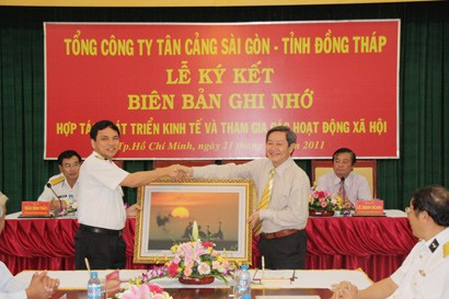 Dong Thap - Leading Light in Investment Attraction in Mekong Delta