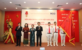 VCCI Awarded First-class Labour Order