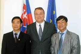 Slovakia – Vietnam: Standing Firm in Their Relationship
