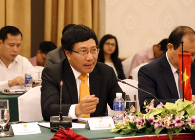 VN, Cambodia Discuss Bilateral Ties