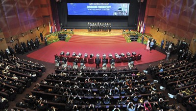 """Asean Community – Opportunities and Challenges, Solidarity and Cooperation"""