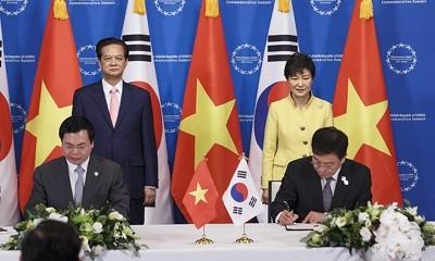 Vietnam – Korea: Important Partner, High Confidence