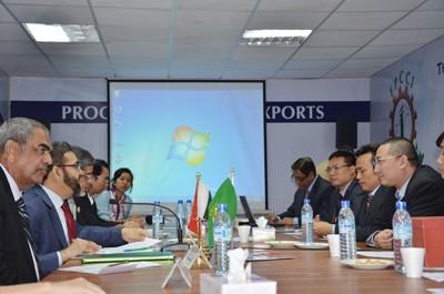 Vietnam Businesses Attend Pakistan Expo 2015