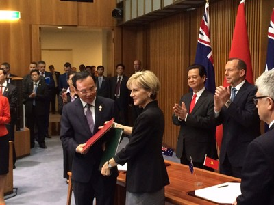 Vietnam - Australia: Bringing Bilateral Relationship to New Heights