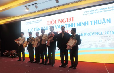 Ninh Thuan Looks Forward to New Investment Flow