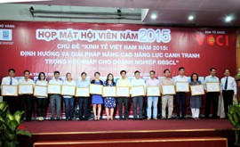 Strengthening Businesses in Mekong Delta Region